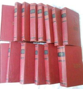 Книги, собрание сочинений, серии, лит-ра классика