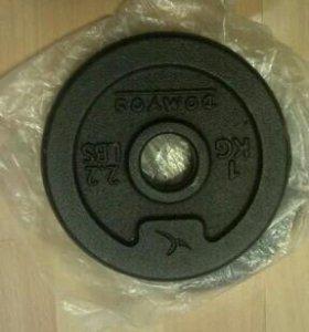 Блины(диски) для гантель