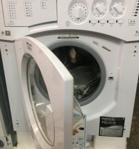 Встраиваемая стиральная машина H-Ariston AWM 108