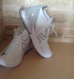 Новые мужские кроссовки Найк аир 270Flyknit