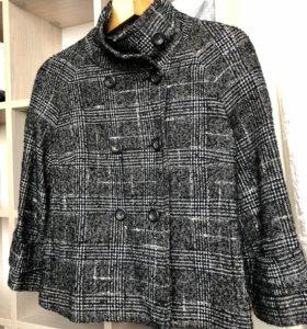 Укороченный пиджак Massimo Dutty 42 размер