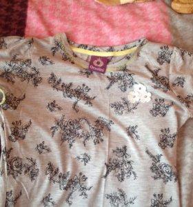 Платья,туники,майки ,джинсы на рост 152-158,Турция