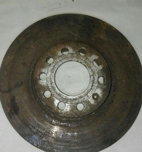Передний тормозной диск для додж караван