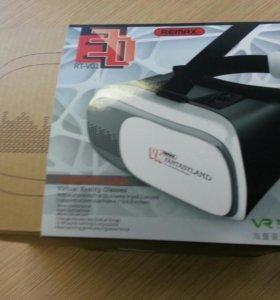Очки VR Box виртуальной реальности