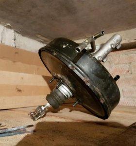 Вакумный усилитель мицубиси паджеро спорт 2.5 диз