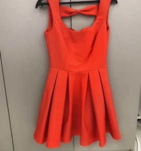 Новое платье с бантиками