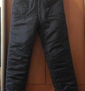 Зимние штаны женские