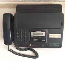 Комплект: Факс Panasonic KX-F580 и термобумага