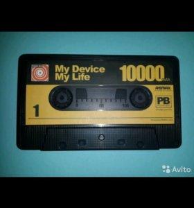 Портативный аккумулятор remax 10 000 mAh