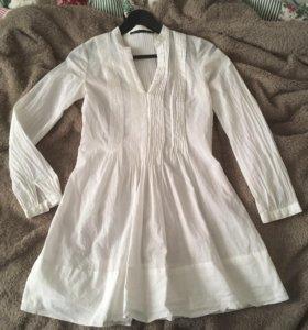 Рубашка туника платье befree