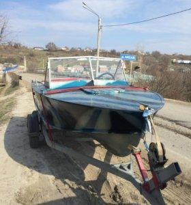 Лодка прогресс4