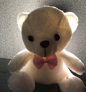 Светильник-медвежонок