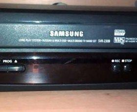 Видео магнитофон SAMSUNG svr-230b