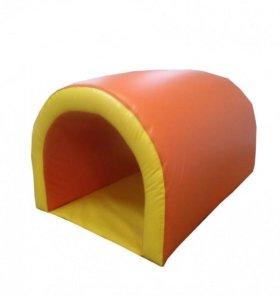 Мягкий игровой тоннель для детей