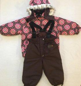Зимний костюм Rasavil разм. 86 для девочки