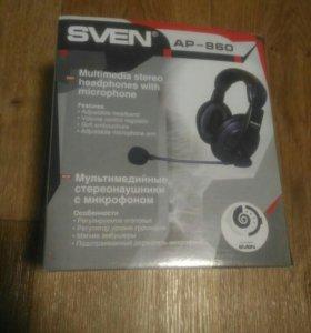 Наушники Sven AP-860