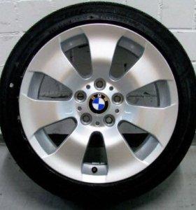 Продам комплект колес BMW R17.