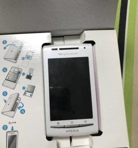 Sony Ericsson x8 б/у