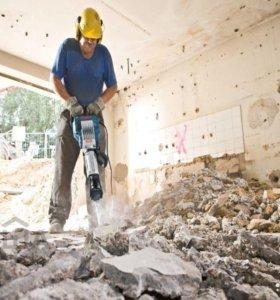Демонтажные работы, Демонтаж, Слом