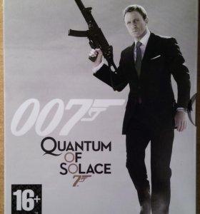 Агент 007: Квант милосердия
