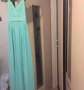Платье вечернее s-m