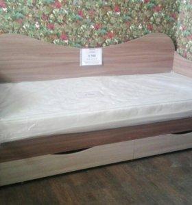 """Кровать""""Лори"""""""