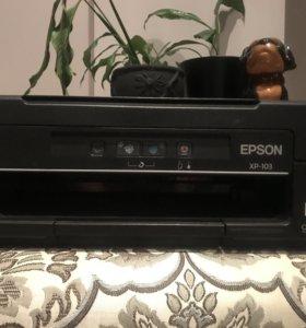 Принтер Epson XP-103