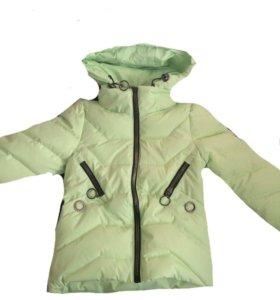 Куртки для девочек от 3 до 7 лет