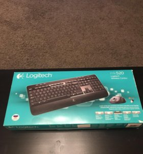 Беспроводная мышь с клавиатурой