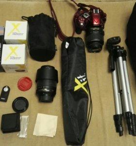 Фотокамера Nikon D5200