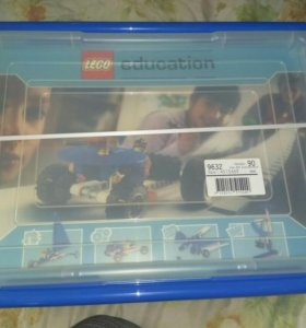 Новый lego лего education 9632