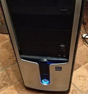 Pentium-4 3.0Ггц/2Гб RAM/80гб HDD/256Мб/DVD-RW/W7