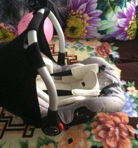 Детская авто - люлька с 0-13 кг!