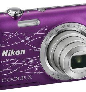Nikon coolpix s 2800