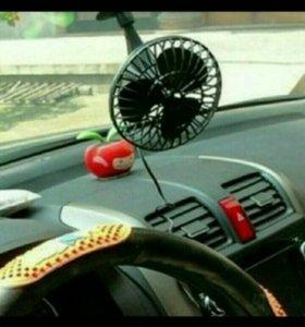 Вентилятор в авто