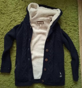 Кофта-куртка утеплённая Bershka
