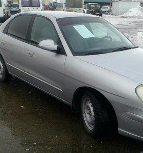 Daewoo Nubira 2.0AT, 2001, седан
