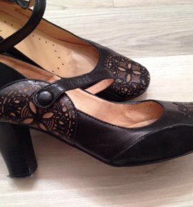 Туфли кожаные Carnaby женские, р 39