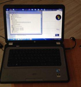 Ноутбук HP Core i3/6ГБ/250ГБ