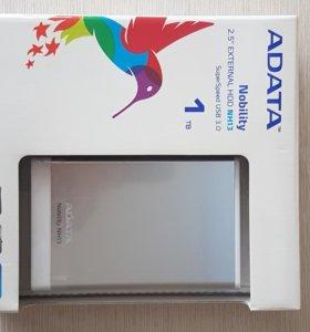 Жёсткий диск ADATA Nobility HDD NH13 1Tb
