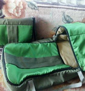 Переноска с сумкой для мамы