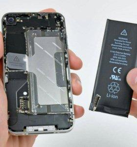 Акумулятор на iPhone 6 6s