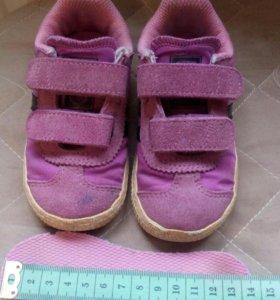 Кеды.кроссовки для девочки.
