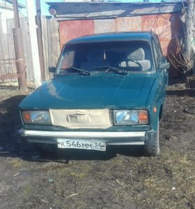 ВАЗ (Lada) 2105, 1999