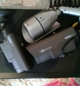 Цифровые камеры видеонаблюдения