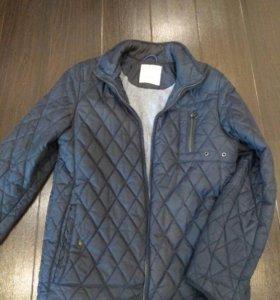 Куртка мальчуковая
