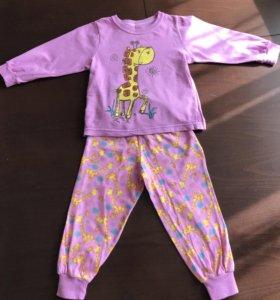 Пижама детская фирмы Sela