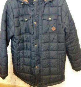 Куртка подростковая демисезонная рост 164.