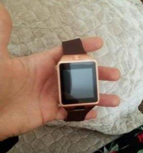 смарт часы (Smart watch) DZ 09