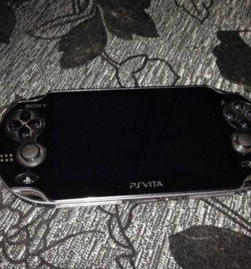 Игровая приставка Sony Psvita
